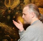 Работы и фрагменты работ Олега Королёва