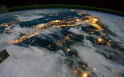 Виды на Землю с Международной космической станции