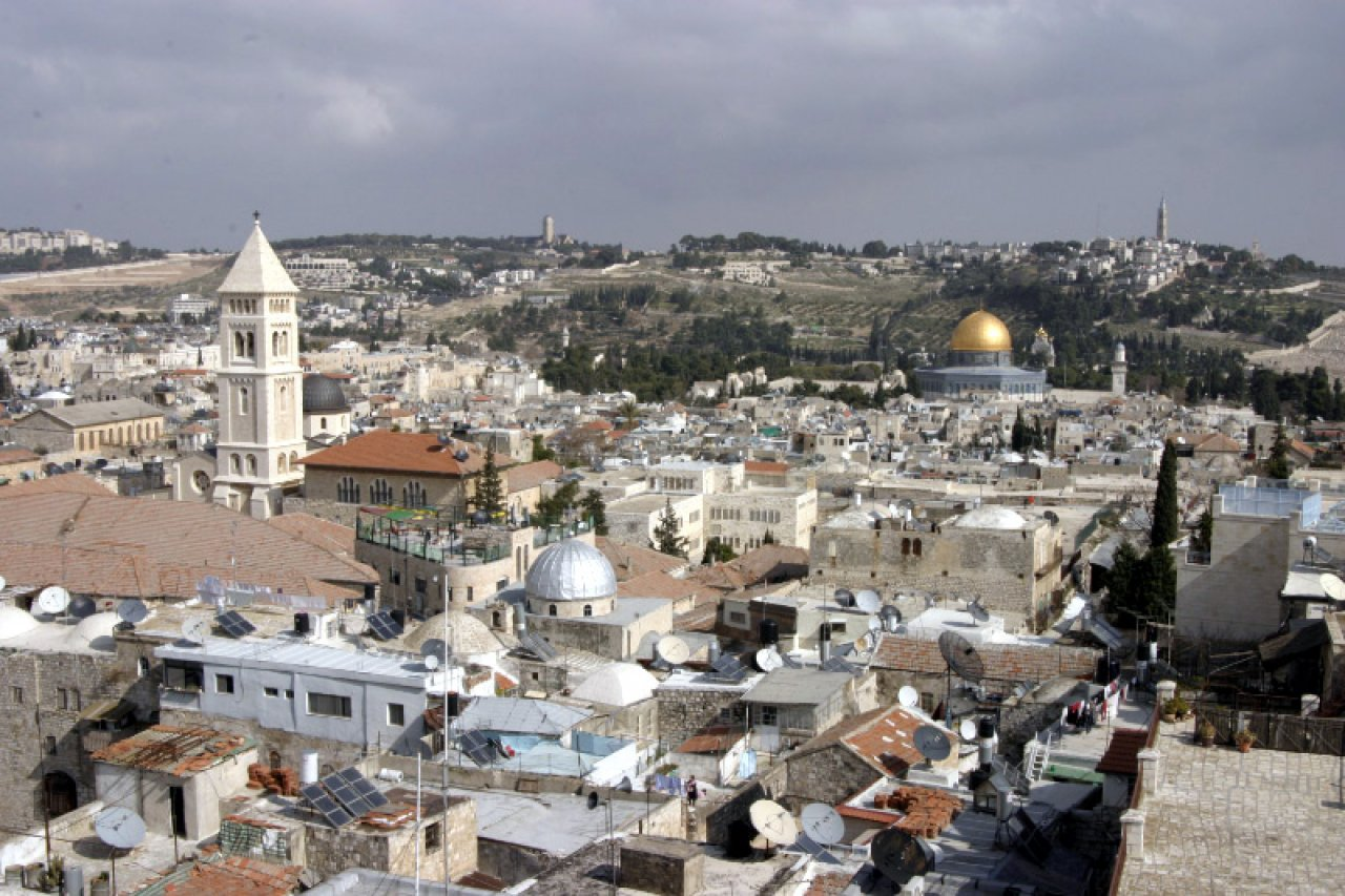 Фото старого города в иерусалиме 3