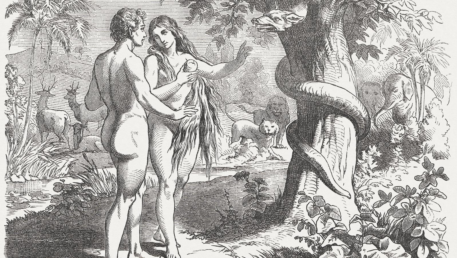 Миф о первородном грехе